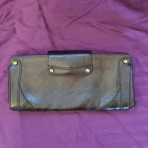 Cole Haan Leather Clutch